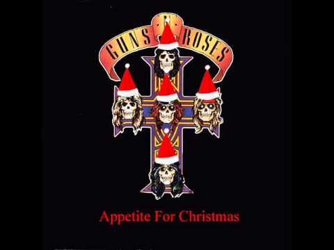 Guns N Roses White Christmas Tekst Piosenki