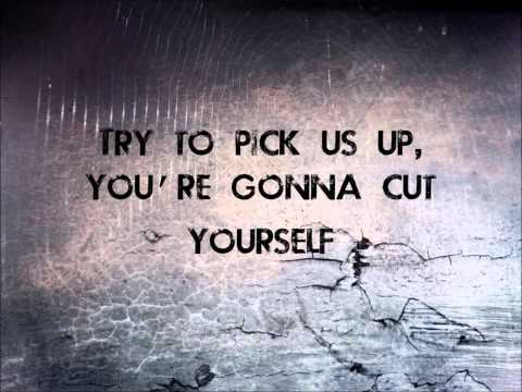 Broken Glass Lyrics Three Days Grace