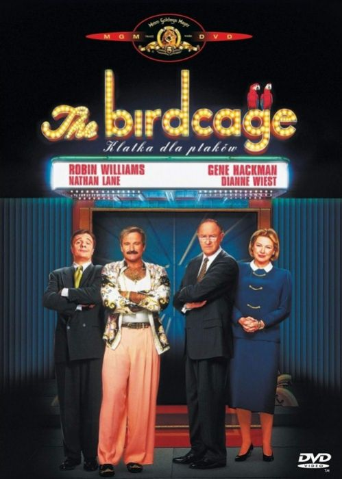 the birdcage Drag queen albert and armand, owner of cabaret club the birdcage, the jewish pair long married, must make changes as armand's son val plans to visit.