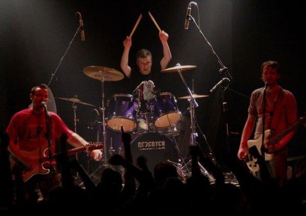 Dezerter Punk's Not Jazz