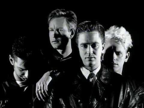 Depeche mode wrong video clip
