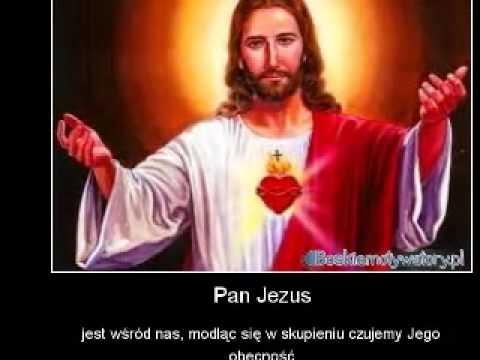 Religijne Gdy wszyscy święci tekst i tłumaczenie