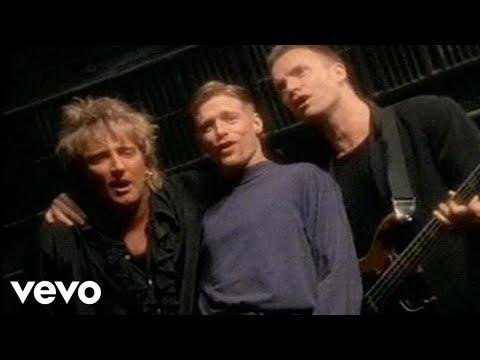 Bryan Adams And Rod Steward Sting All For One All For Love Tekst I Tlumaczenie Piosenki Na Tekstowo Pl