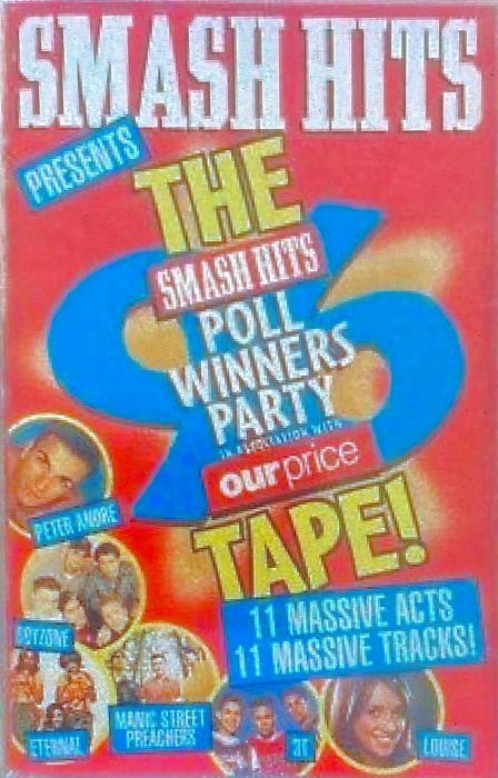Smash Hits Poll Winners Party 1996 - soundtrack, muzyka z