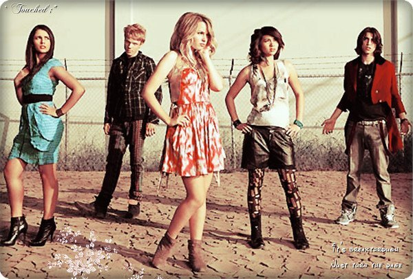 Lemonade Mouth   All About Animation